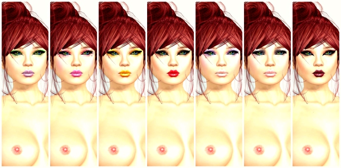 7 Deadly Sins - PXL