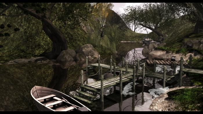 By the Dock - Neva Rim Sim